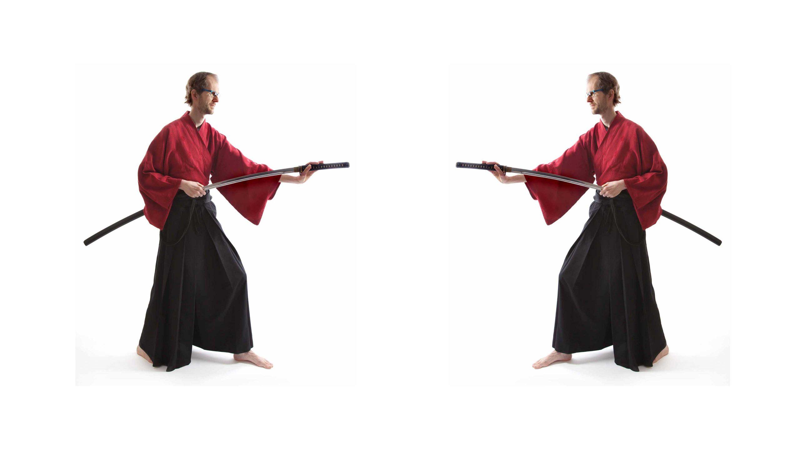 Der Weg mit dem Schwert